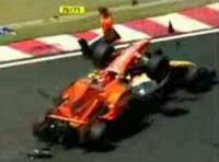 2007年モータースポーツの激しいクラッシュシーン総まとめ