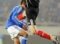 2月20日サッカー日本vs中国ラフプレー集