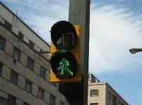 メキシコにある走る信号機が面白い