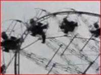 遊園地で起きた死亡事故 観覧車から少年が落下するショッキング映像