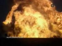 113,000リットルの液体プロパンガスが大爆発する瞬間