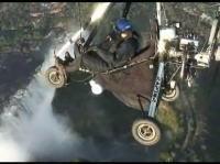 ヴィクトリアの滝をパラグライダーで上空から眺めてみた