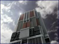 近未来都市型マンション グラン・ガーディアン・トーキョー