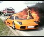 高級車のクラッシュ スライドショー