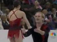 フィギュアスケート全米選手権ペア氷上でプロポーズ