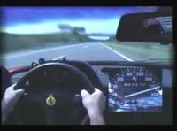 F40の鬼加速! 迷惑男が常磐自動車道で320km/h