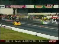 6月21日ドラッグレースでの死亡事故 SCOTT KALITTA