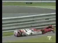 8月3日バイクレースで死亡事故 イギリス・ブランズハッチ
