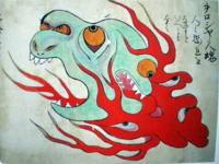日本の幽霊と妖怪画像集