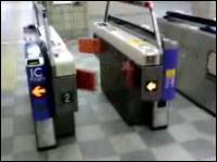 えええ!?バグった自動改札機が大変なことになっていた!?