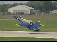 ブルーエンジェルズの神飛行アメリカ合衆国海軍アクロバット飛行隊