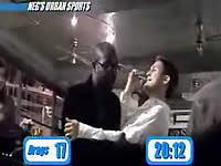 喫煙禁止のお店で何秒煙草を吸えるかにチャレンジ!