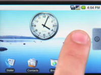 Google携帯 グーグルフォーン は ZERO3+iPhone